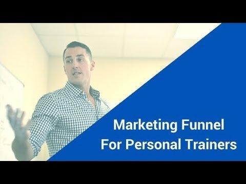 Peronal Training Marketing Funnel