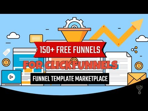 Funnel Template Marketplace   150+ Free Funnels For ClickFunnels Users (Free Funnel Templates)