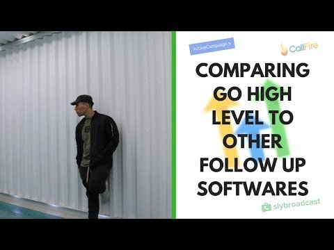 Comparing Go High Level With Other Follow Up Softwares
