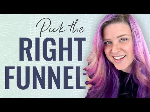 Which Sales Funnel Strategy Is Right For You!