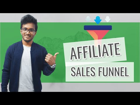 Affiliate Marketing Funnel: 4-Step Process to Earn BIG Money with Affiliate Marketing