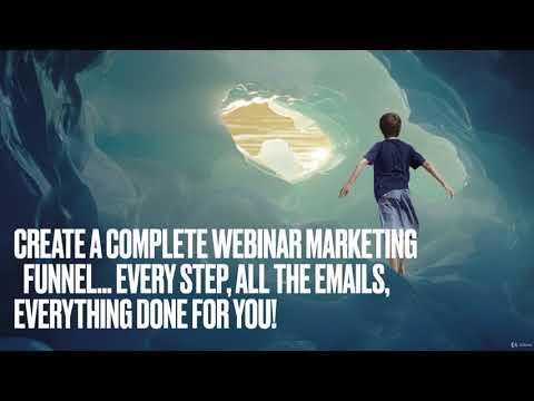 Webinar Masterclass: Creation to a Complete Marketing Funnel – learn Digital Marketing