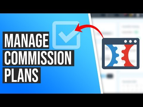 How to Manage Commission Plans in ClickFunnels