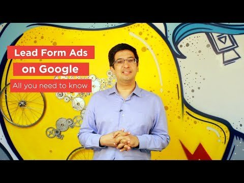 Lead Form Ads on Google – All you need to know now that it is in Beta