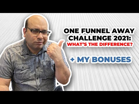 One Funnel Away Challenge Review 2021 – Ofa Challenge Bonus Check It Out!