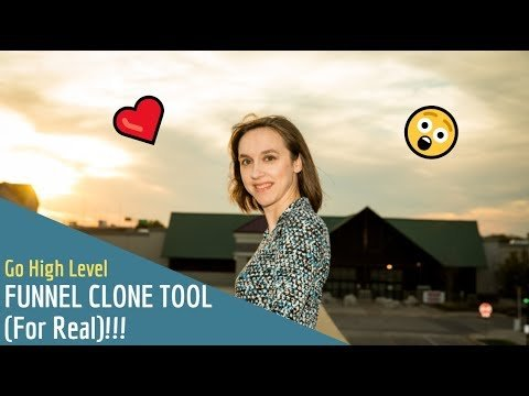 The Ultimate Funnel Hacking Tool – Go High Level CRM (Clickfunnels Competitor) How-to Clone Funnels