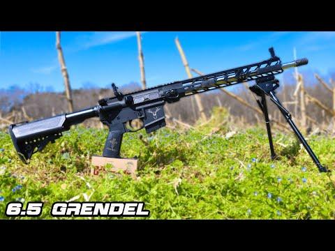 I Built a CUSTOM 6.5 Grendel AR-15 for PREDATOR HUNTING