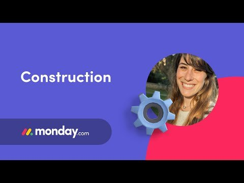 monday.com for Construction Teams | monday.com