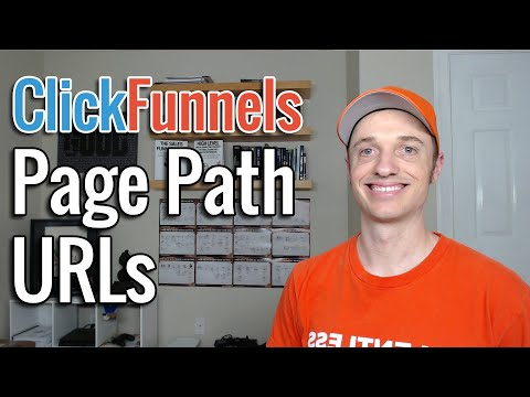 How to Change Page Path URL in ClickFunnels