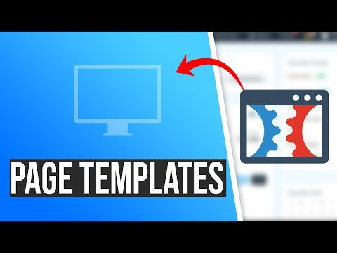 How to Create Personal Page Templates in ClickFunnels
