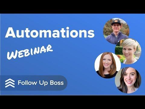 Automations Webinar