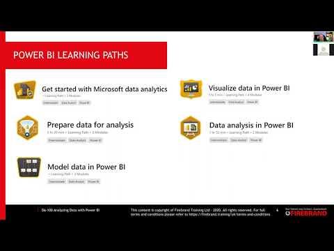 Firebrand Sprint: Microsoft Data Analyst Associate | Exam DA-100