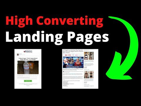 How To Make High Converting Landing Pages For Native Ads