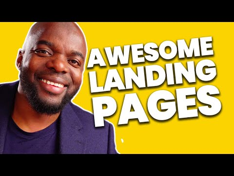 How to create a landing page for consultants   Divi Theme Tutorial