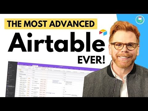 """""""The Most Advanced Airtable I've Ever Seen!"""""""