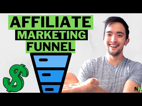 Building A Sales Funnel For Affiliate Marketing Step By Step Guide