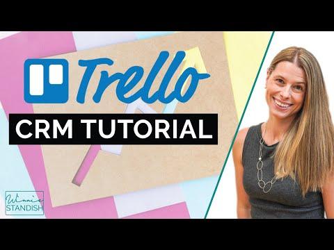 Trello As A CRM Sales Funnel (Tutorial 2021)
