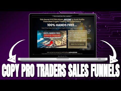 Copy Pro Traders | Copy Pro Traders Funnel | Copy Pro Traders Setup | ClickFunnels Alternative