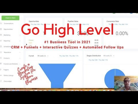 """Why You Should Use """"Go High Level"""" Software in 2021 – Most Powerful Tool for Your Business"""