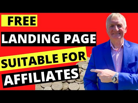 👉 How To Create A Landing Page For Free In 2021