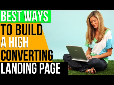 How to Make A LANDING PAGE For Business 🔥