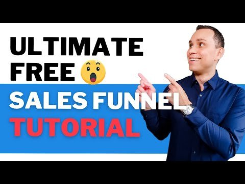 Build A Sales Funnel For Free [2021 Update]