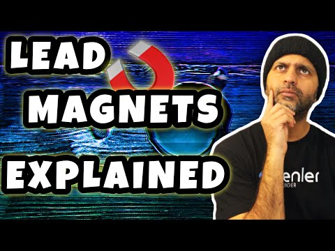 How To Use A Lead Magnet Funnel in New Zenler