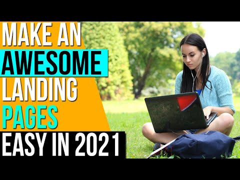✅ Best Landing Page Builder Review 2021🔥