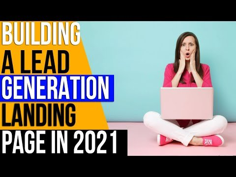 ✅ How to Create A Great Landing Page For Free 2021🔥