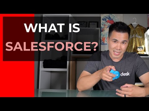 What is Salesforce (and why is it so good)?