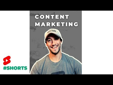 This blog post generates leads and sales (free content marketing template) #shorts #contentmarketing