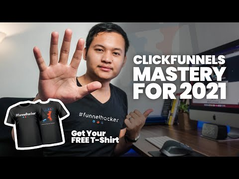 [ClickFunnels Tutorial 2021] The Best Tagalog Step-by-Step Training for Beginners
