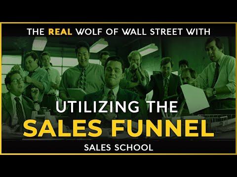 Utilizing The Sales Funnel | Free Sales Training Program | Sales School