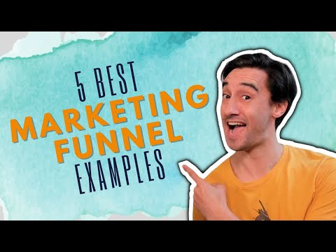 5 Best marketing funnel examples 2021