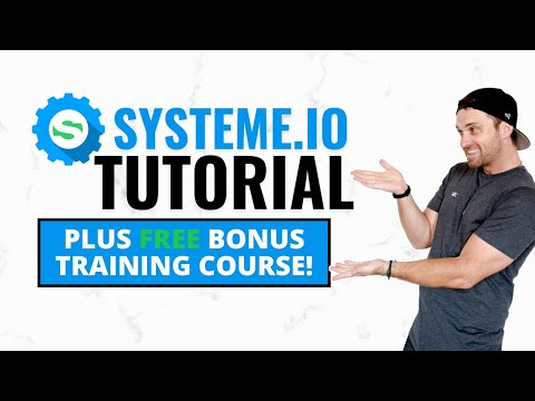 Systeme.io Tutorial 👉 Build a Sales Funnel, Easily! ✅