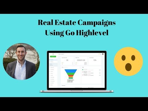 Go HighLevel Real Estate Snapshot