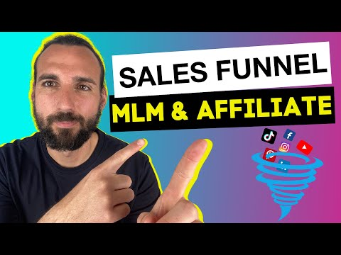 How To Get More Customers With A Network Marketing Funnel (PLUS + Affiliate Marketing Funnel)
