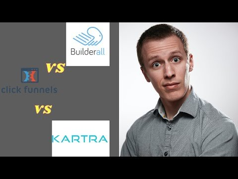Builderall Vs Clickfunnels Vs Kartra 2021 – Which one is the Fastest??