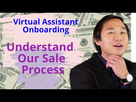 Onboarding Virtual Assistant – Understand Our Sale & Prospecting Process [ GO HIGH LEVEL | GHL ]