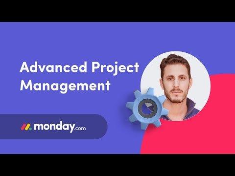 Advanced Project Management | monday.com