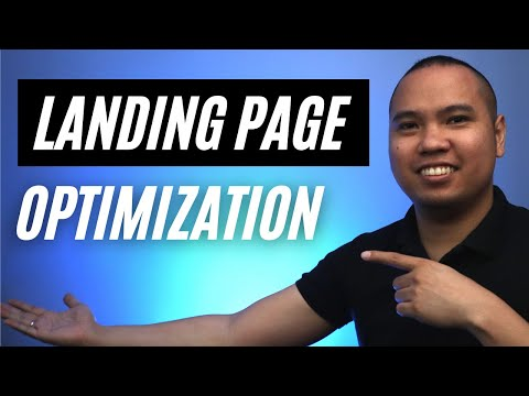 How to Create and Optimize Landing Pages for Google Ads (TAGALOG)