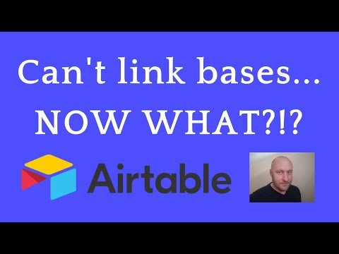 Overcome Airtable's Biggest Limitation – Bases Can't Link