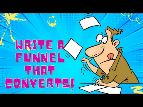 Write A Sales Funnel That Converts In Only Minutes