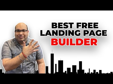 🆕Best Free Landing Page Builder 2021: Free Landing Page Builder