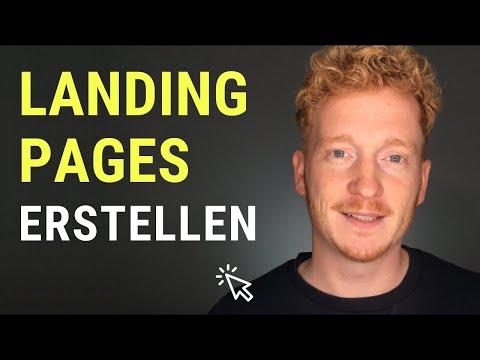 Der richtige Aufbau deiner Landing Page!