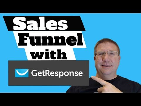 How to Create a Sales Funnel With GetResponse – Part 1