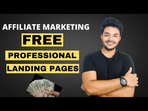 How to Create FREE Professional Landing Pages In 2021 | Affiliate Marketing [ With BITLANDING.COM ]