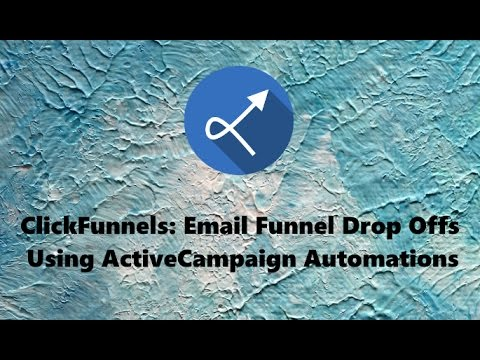 ClickFunnels: Email Funnel Drop Offs Using ActiveCampaign Automations