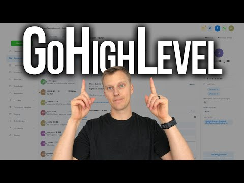 What is GoHighLevel | Go High Level CRM Tutorial & Walkthrough