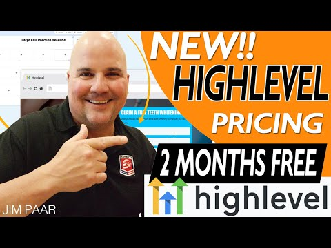 2021 Go High Level Pricing 👉 2 Months FREE – Go HighLevel Review of Cost